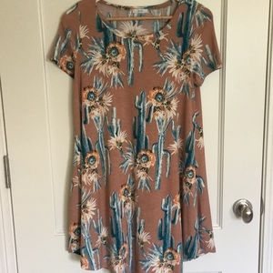 Loose fitting dress size small